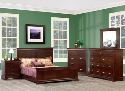 Bedroom Suite from the Vokes Bayshore Collection